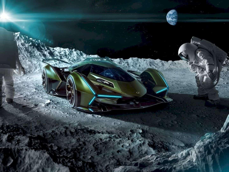 Lamborghini Lambo V12 Vision Gran Turismo 1