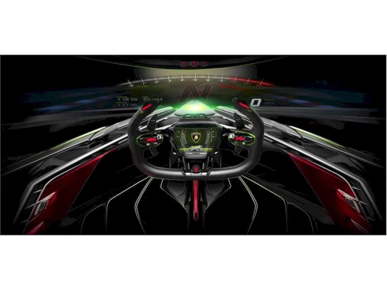 Lamborghini Lambo V12 Vision Gran Turismo 10