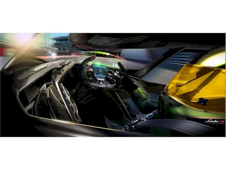 Lamborghini Lambo V12 Vision Gran Turismo 12