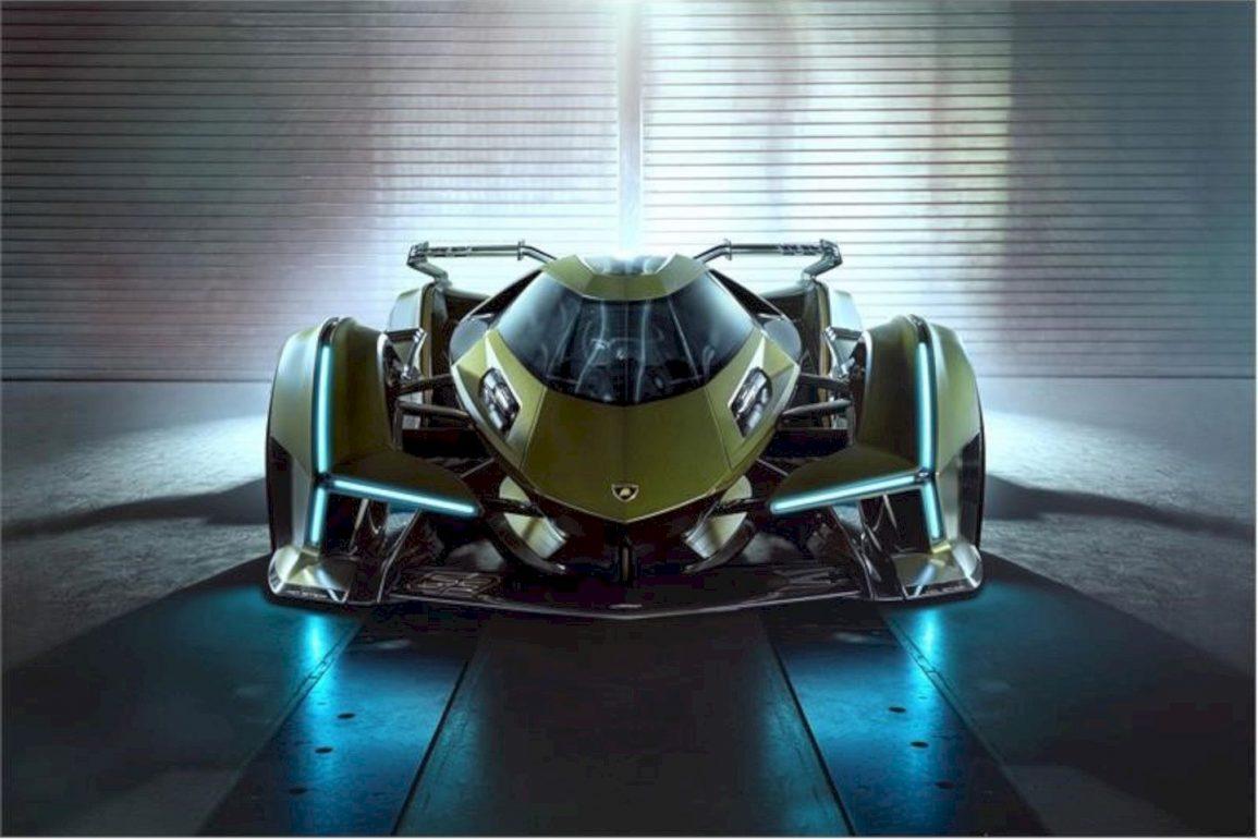 Lamborghini Lambo V12 Vision Gran Turismo 2