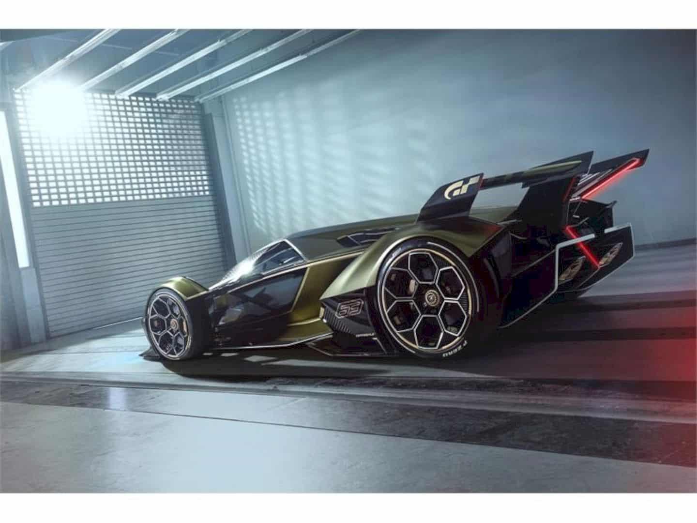 Lamborghini Lambo V12 Vision Gran Turismo 3