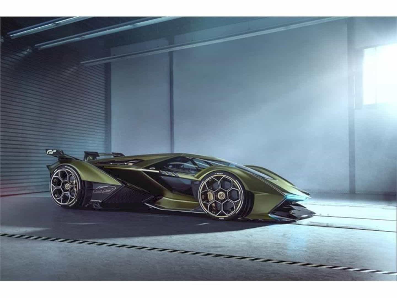Lamborghini Lambo V12 Vision Gran Turismo 6