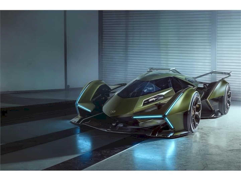 Lamborghini Lambo V12 Vision Gran Turismo 7