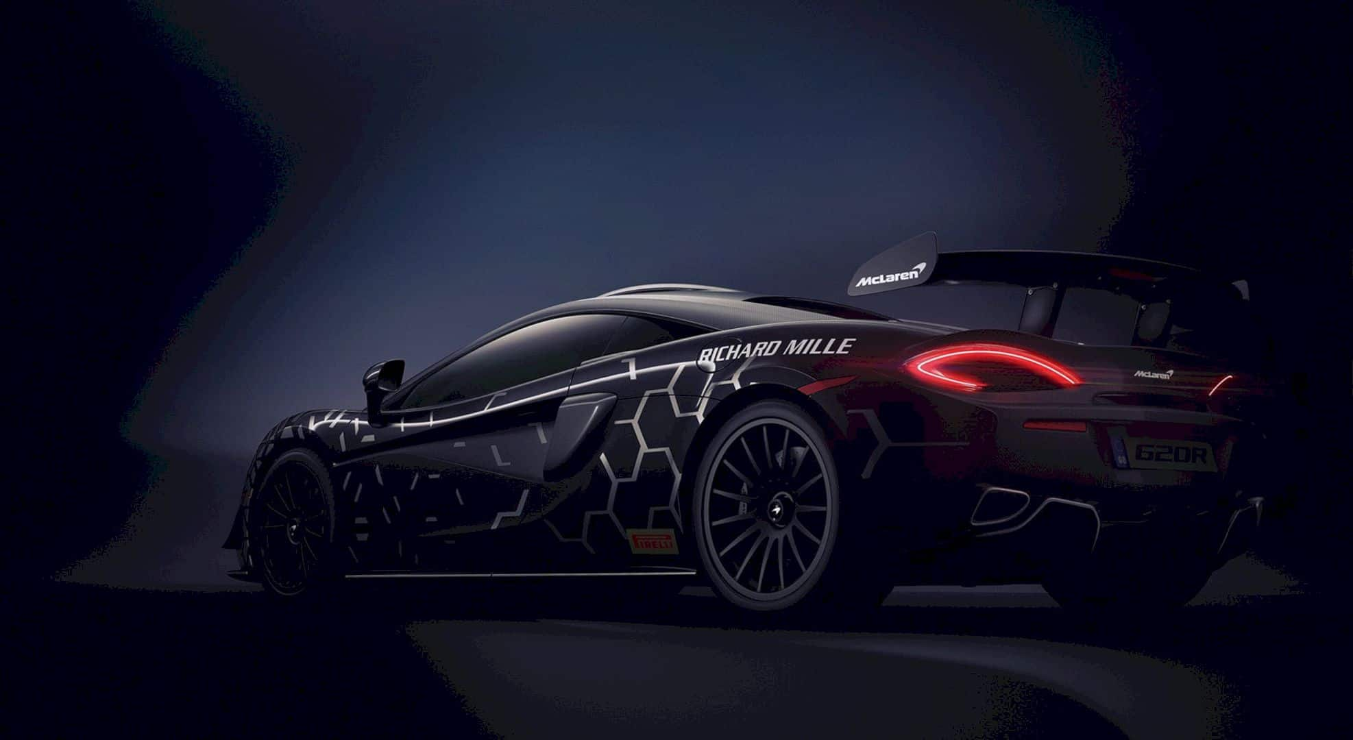 McLaren 620R 2