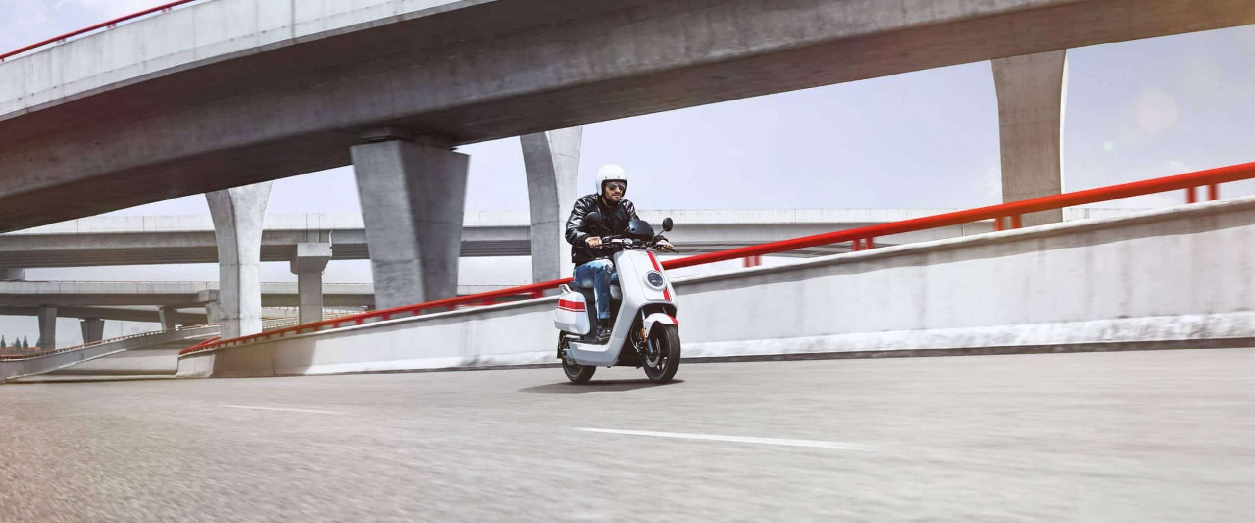 NIU Electric Scooter NQi GT 2