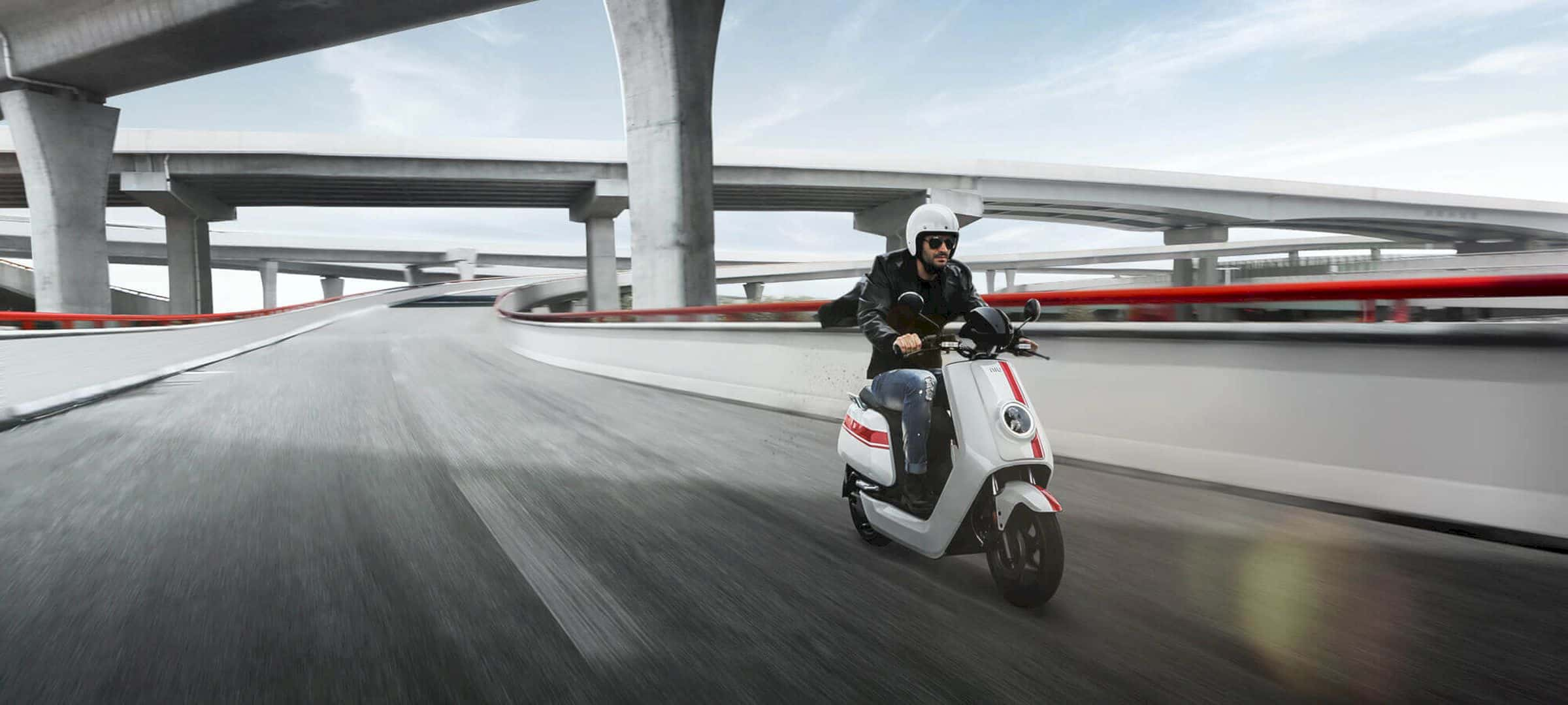 NIU Electric Scooter NQi GT 3