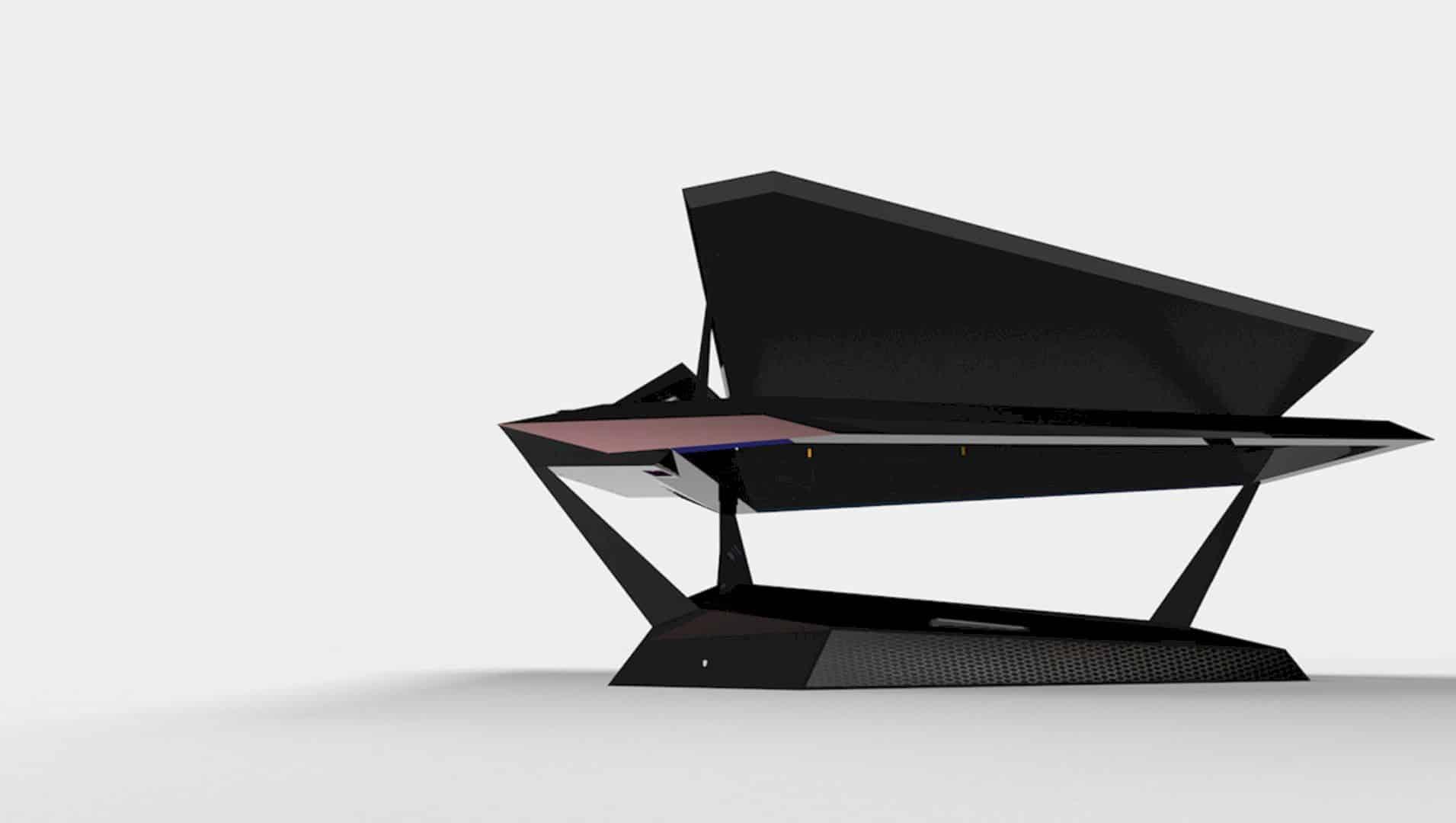 Roland Facet Grand Piano 2