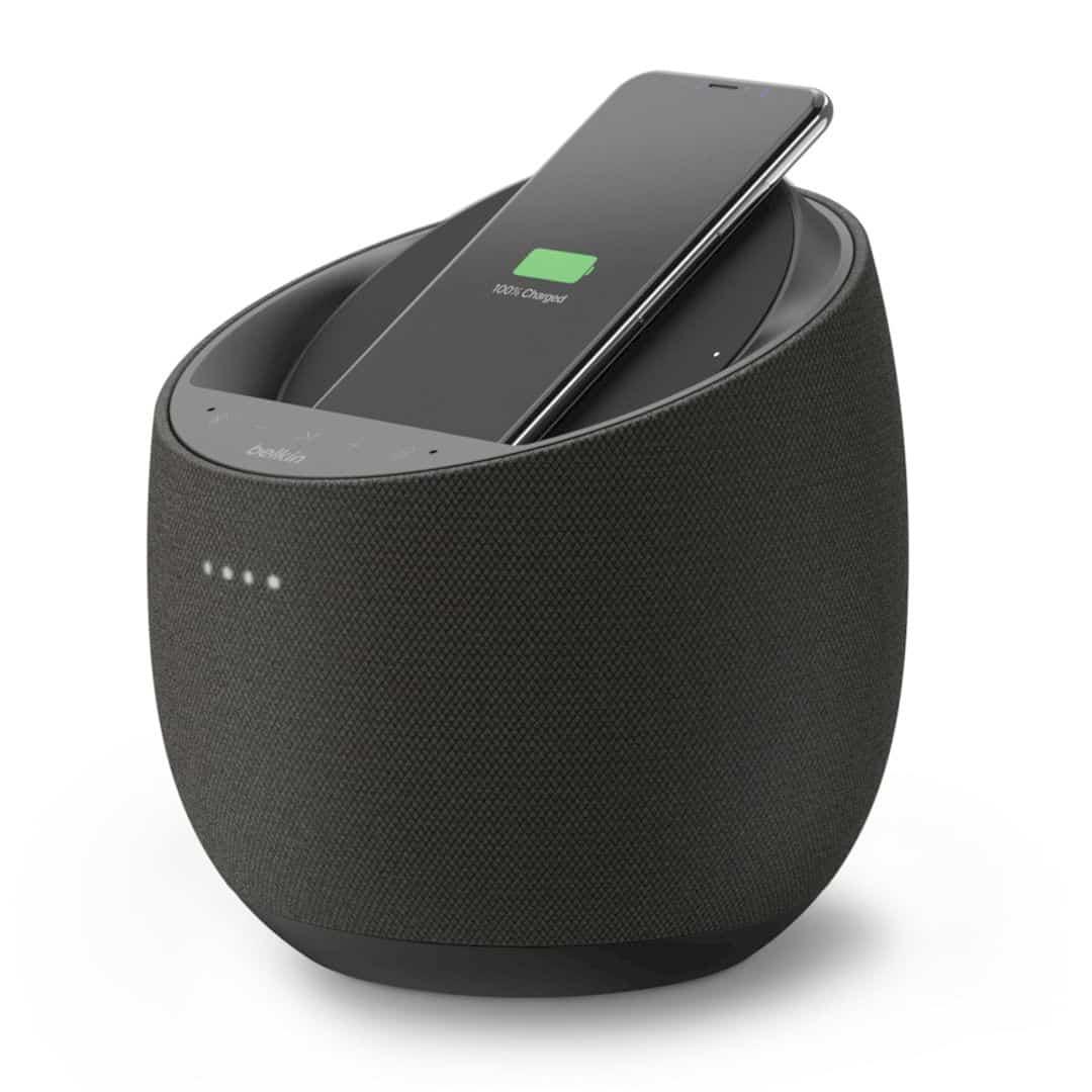 SOUNDFORM™ ELITE Hi Fi Smart Speaker Wireless Charger 1