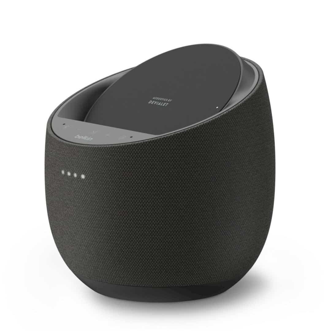 SOUNDFORM™ ELITE Hi Fi Smart Speaker Wireless Charger 2