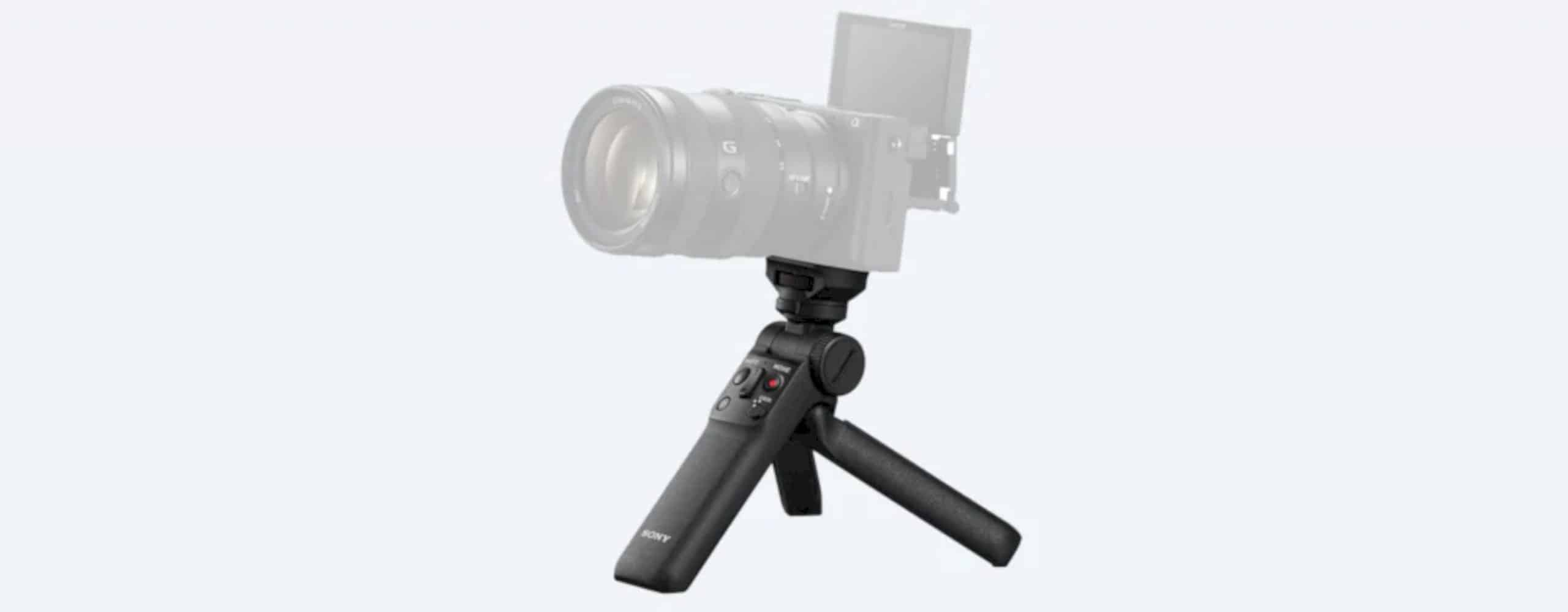 Sony GP VPT2BT Shooting Grip With Wireless Remote Commander 5
