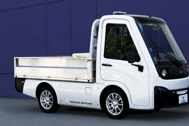 Tropos Motors ABLE™ XR RHD 1