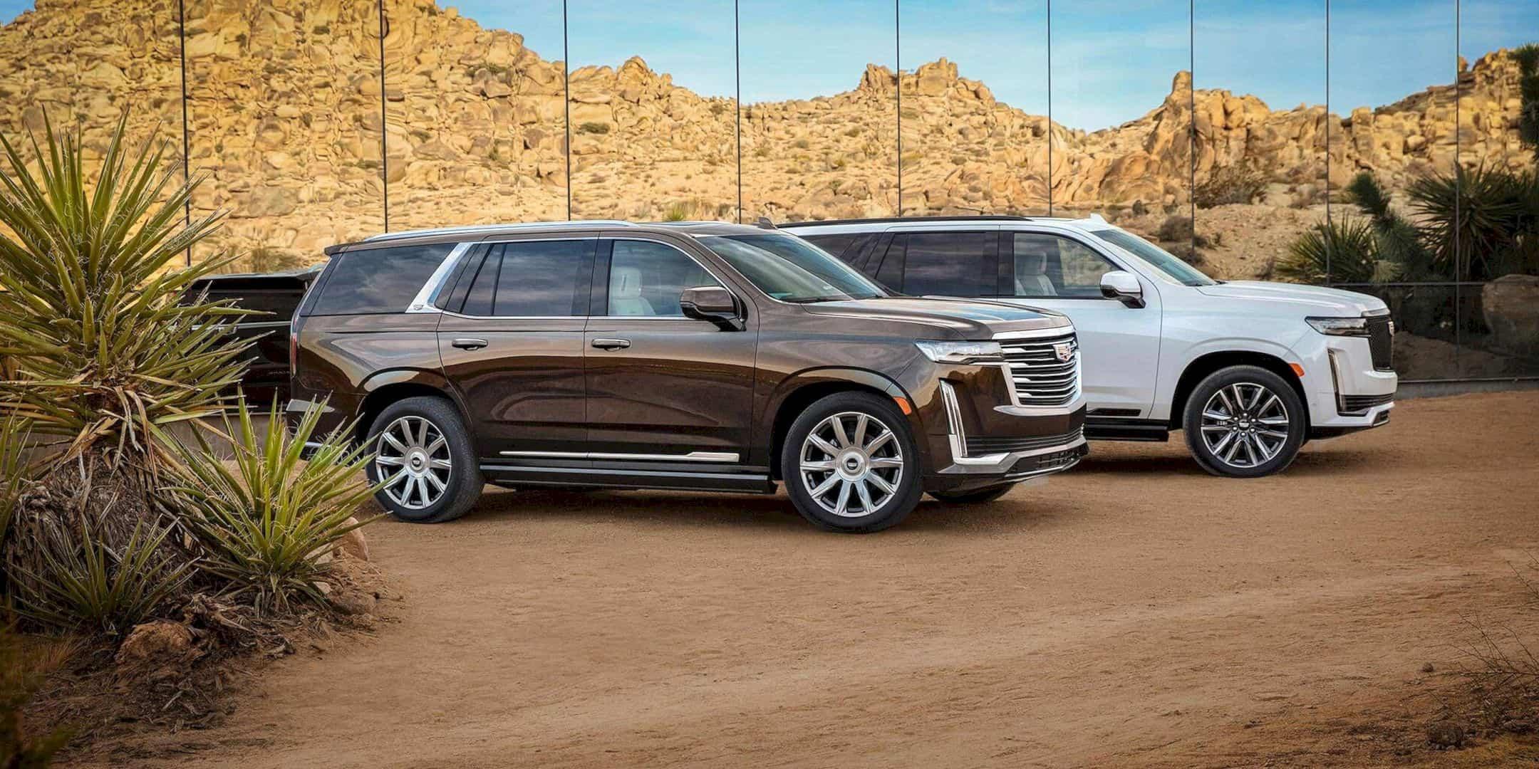 2021 Cadillac Escalade SUV 10