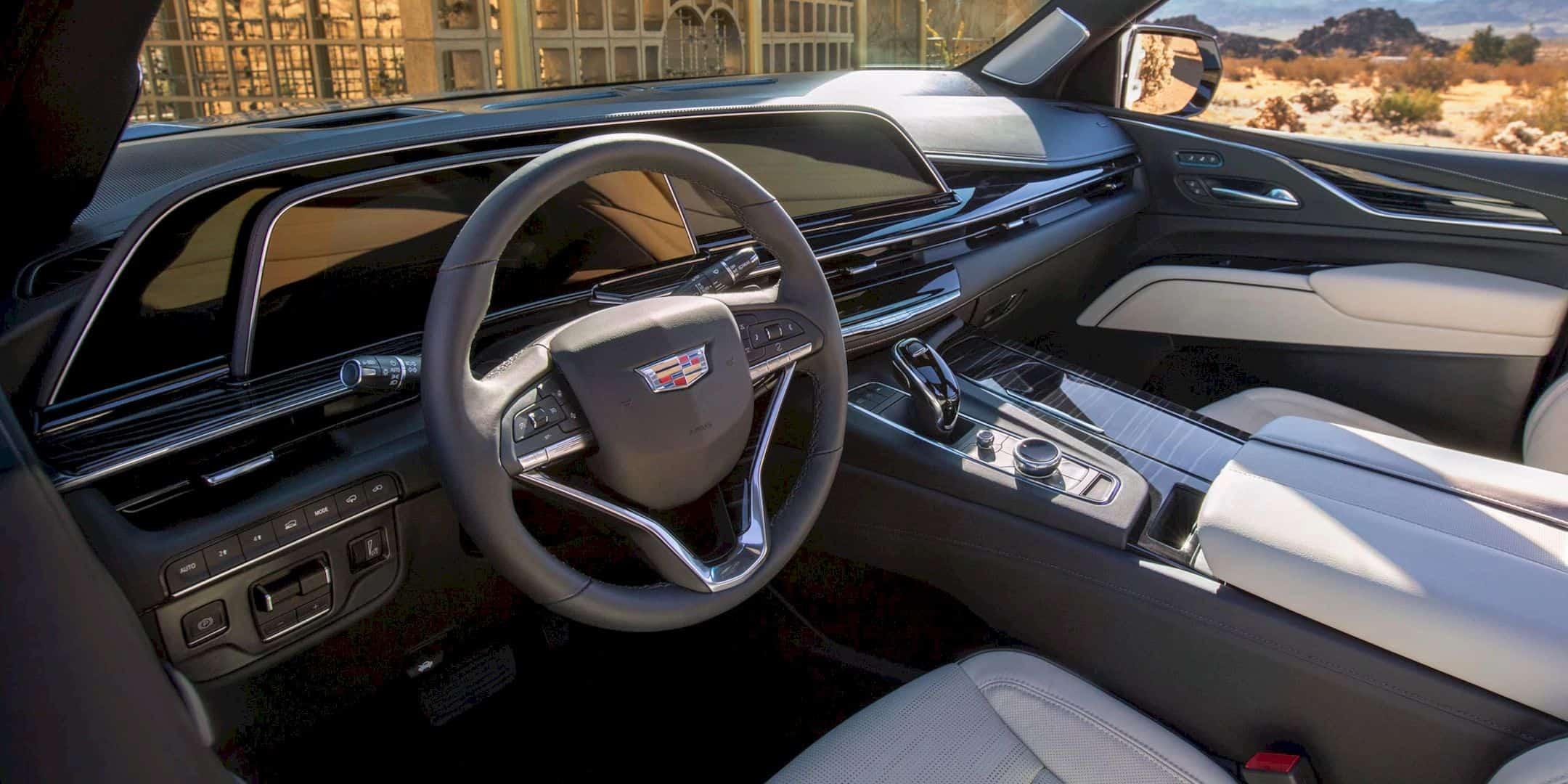 2021 Cadillac Escalade SUV 2