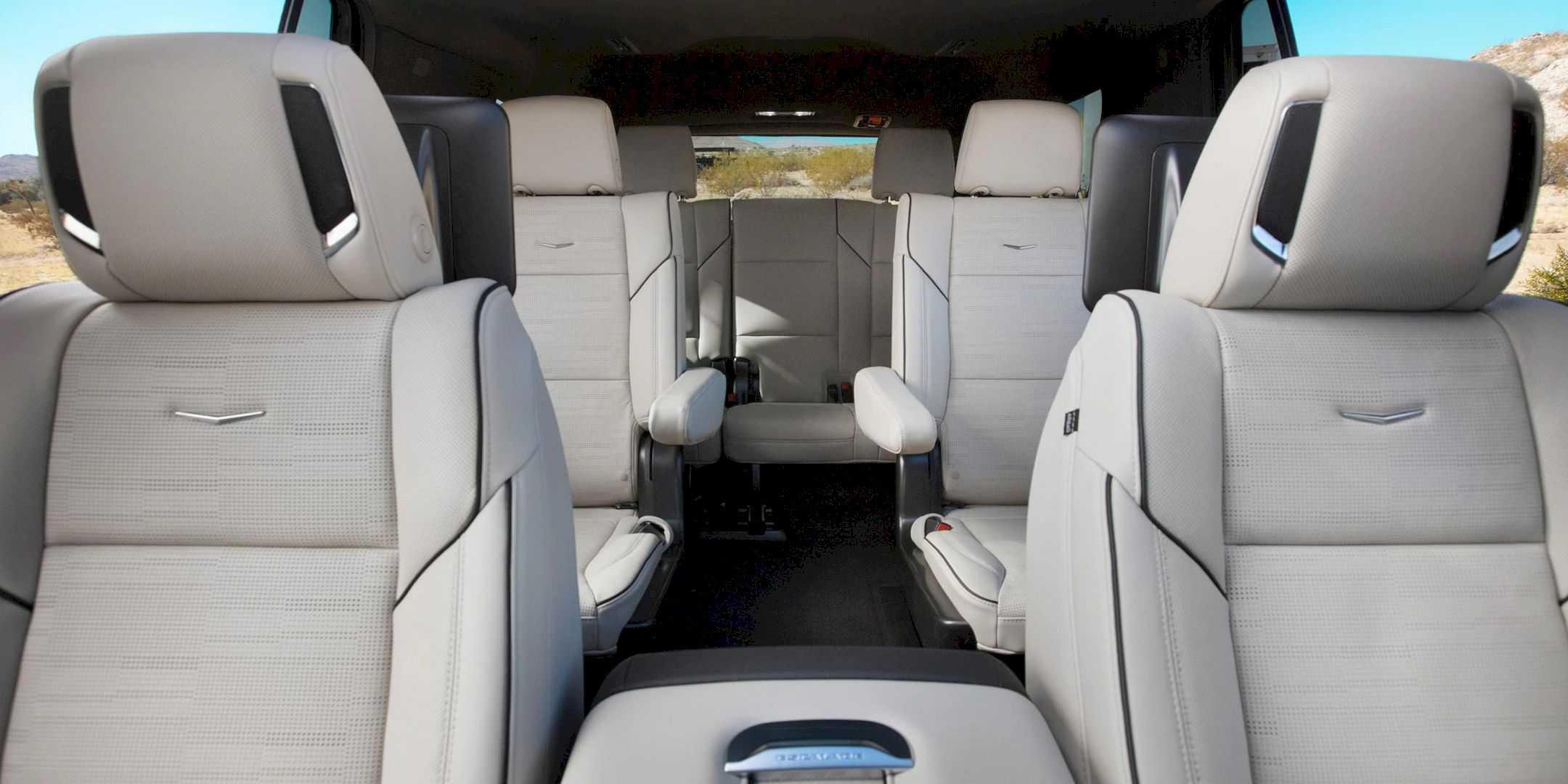 2021 Cadillac Escalade SUV 4