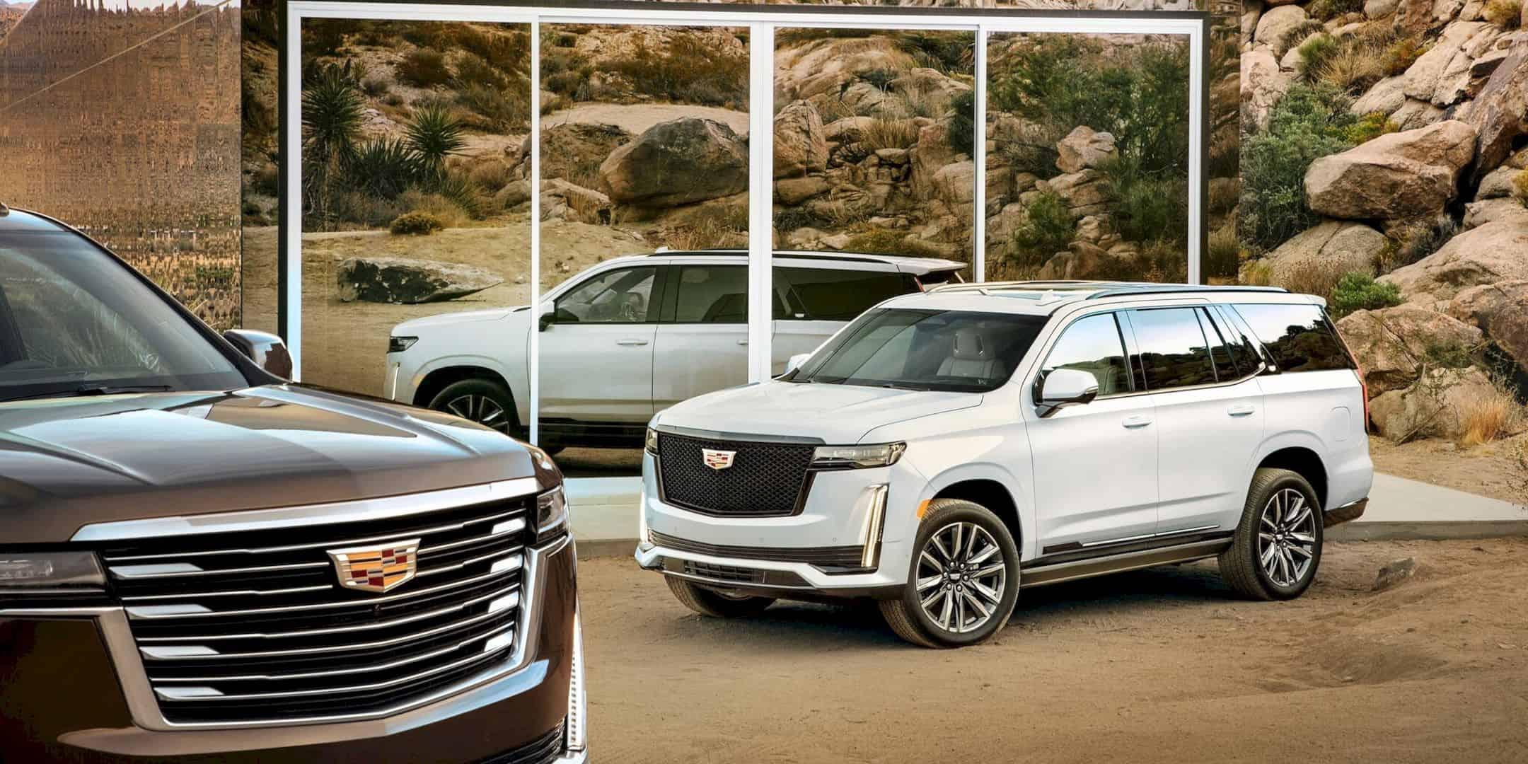2021 Cadillac Escalade SUV 8
