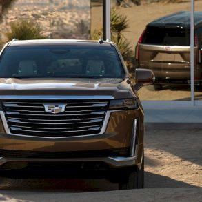 2021 Cadillac Escalade SUV 9