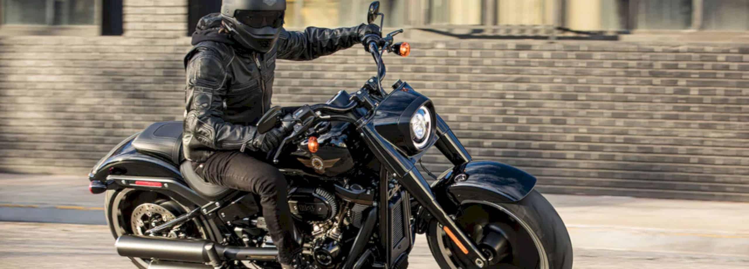 Harley Davidson 2020 Fat Boy® 114 Motorcycle 2