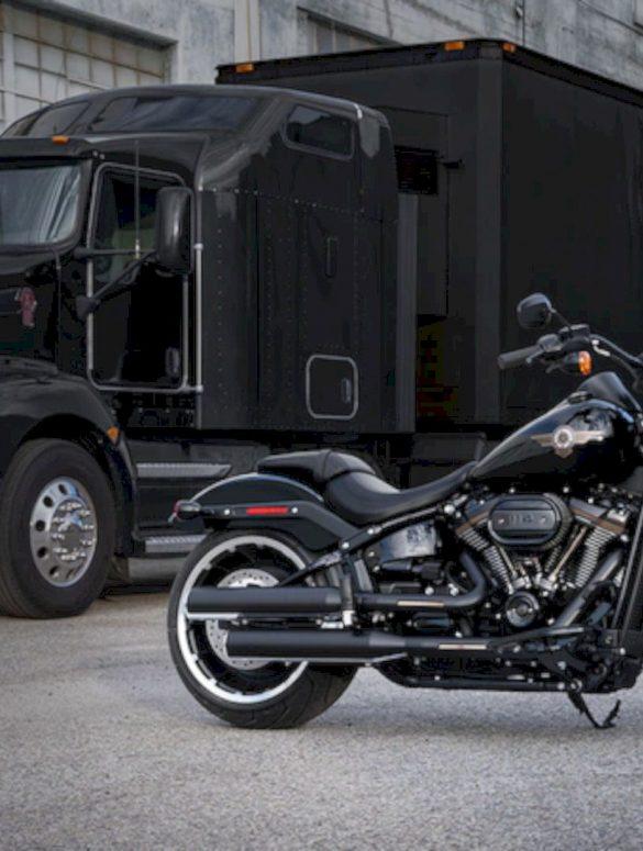 Harley Davidson 2020 Fat Boy® 114 Motorcycle 3