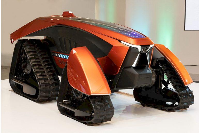 Kubota Dream Tractor 1