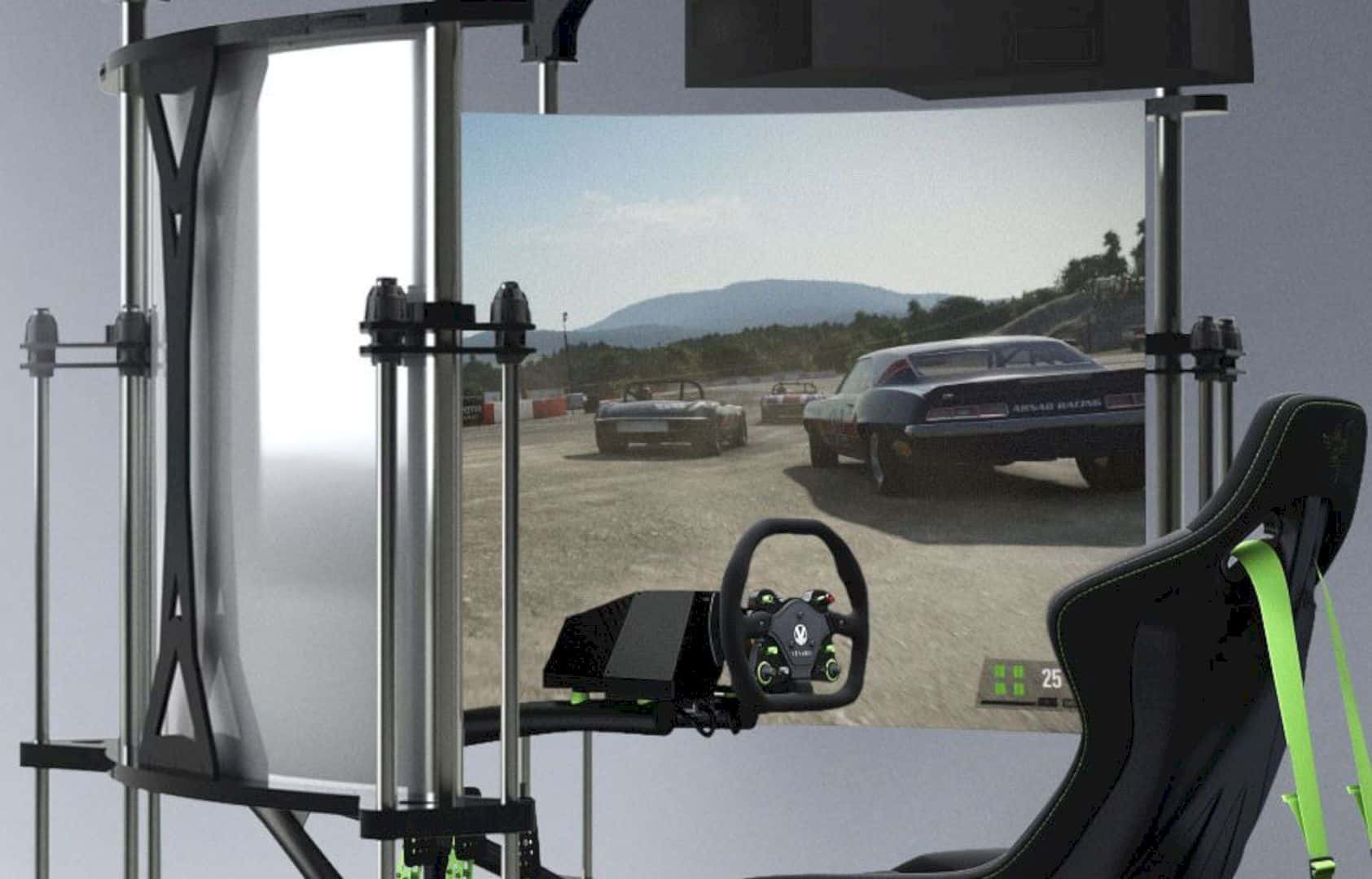 Razer Ultimate Racing Simulator 1