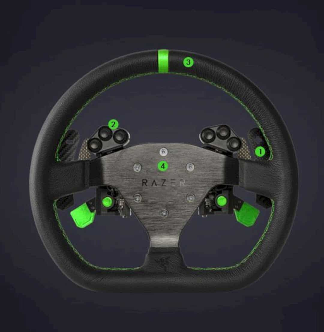 Razer Ultimate Racing Simulator 2