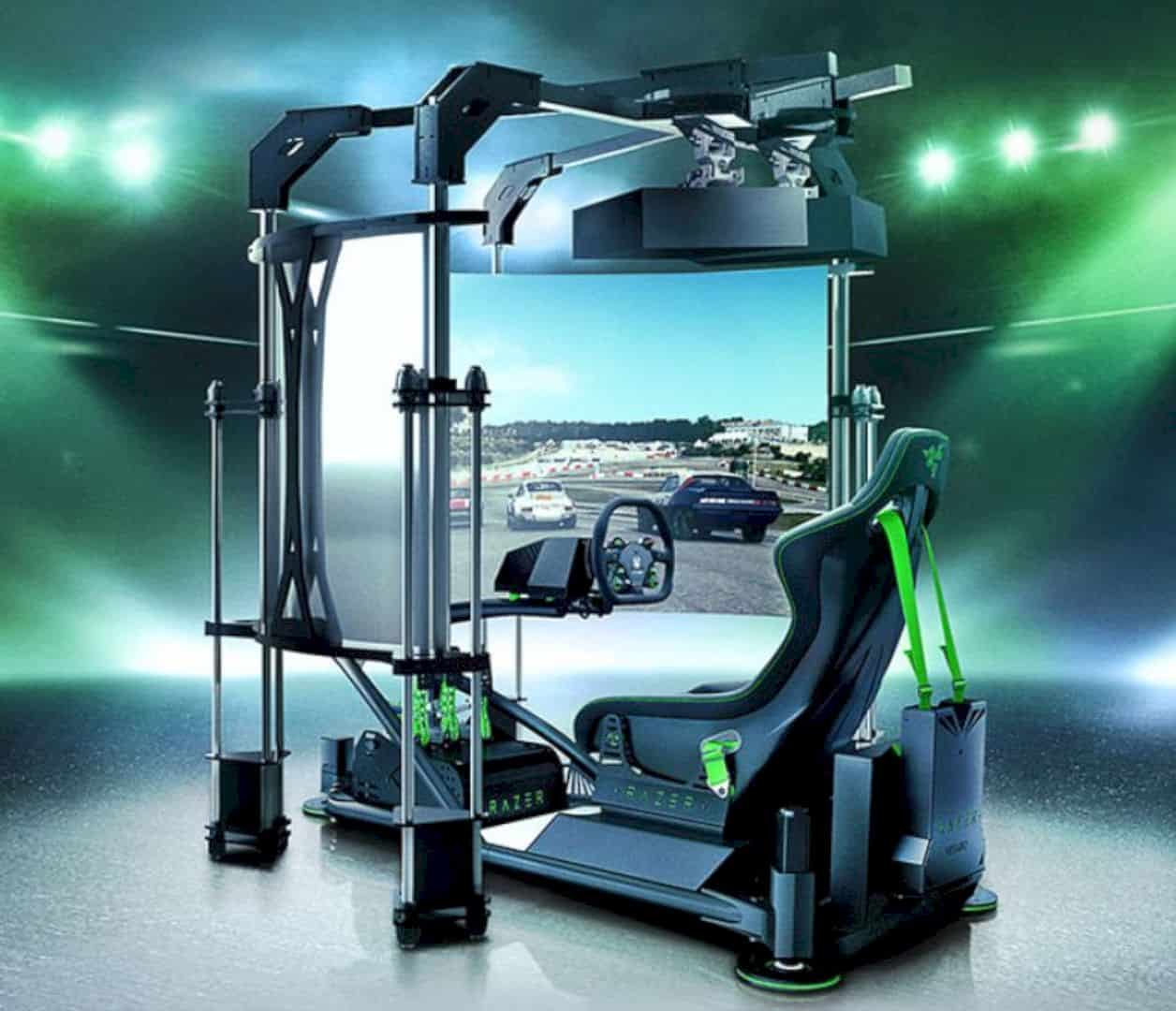 Razer Ultimate Racing Simulator 3