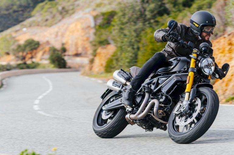 Scrambler Ducati 1100 Pro 6