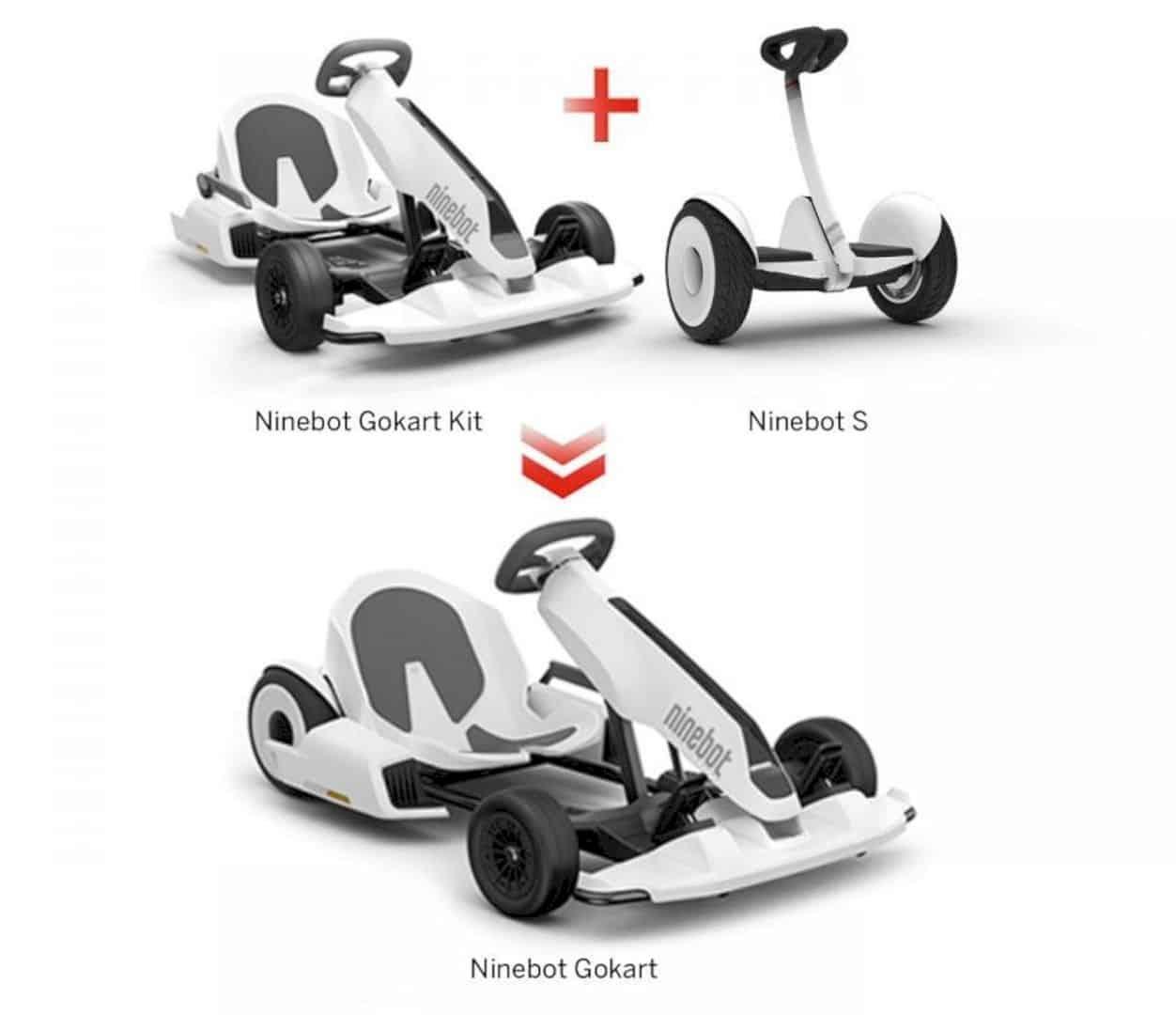 Segway Ninebot Gokart Kit 1