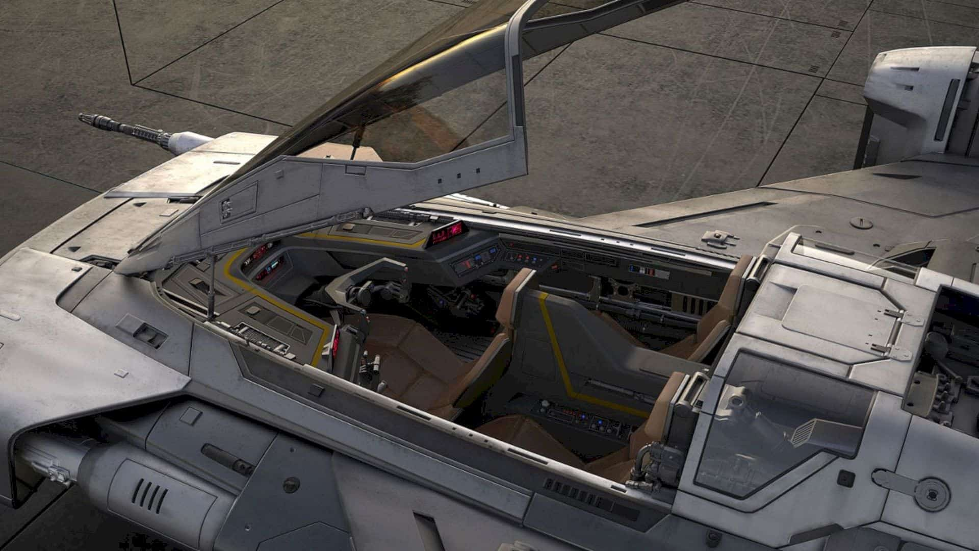 Tri Wing S 91x Pegasus Starfighter 2