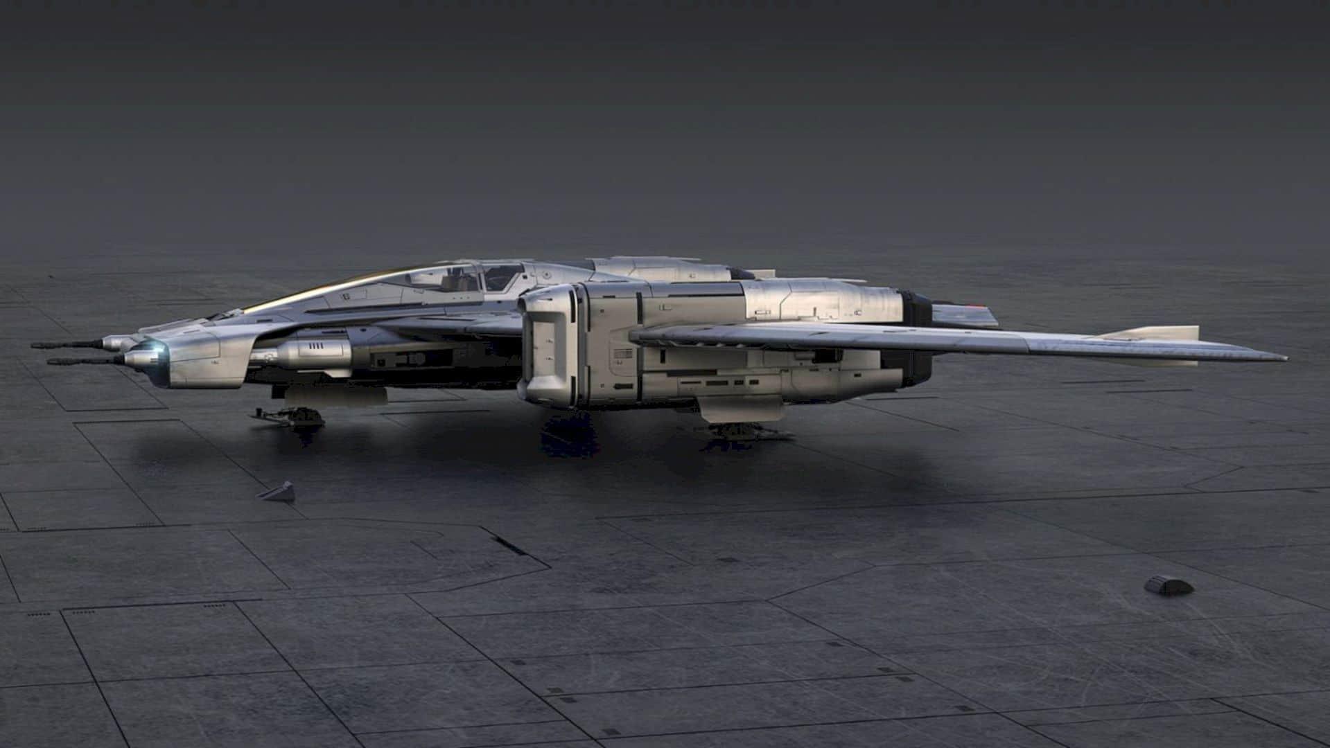 Tri Wing S 91x Pegasus Starfighter 3