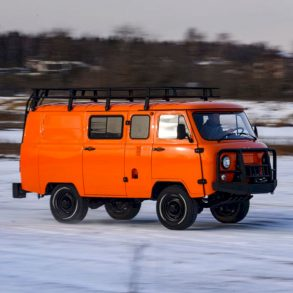 UAZ SGR Combi Expedition 4
