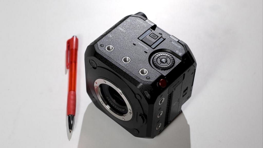 Panasonic Lumix Bgh1 1