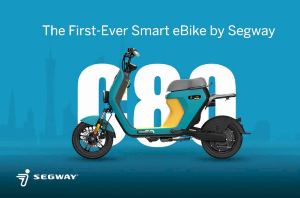 Segway Emoped C80 1