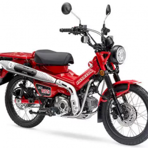 2021 Honda Trail 125 Abs 1