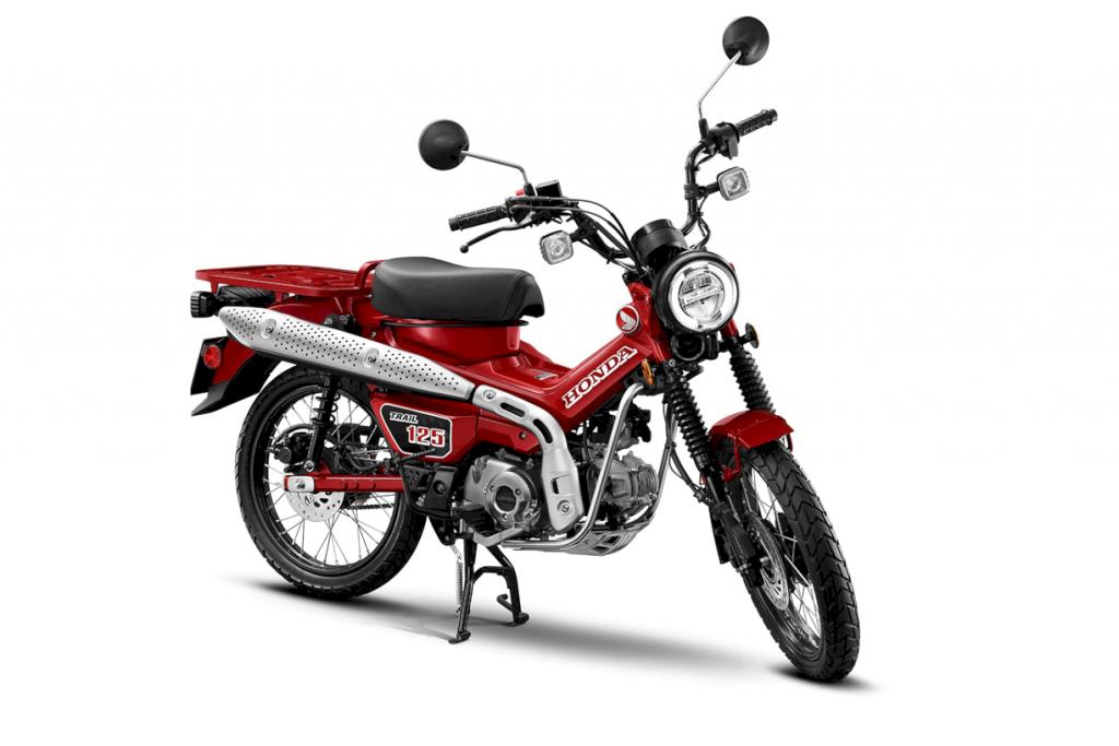 2021 Honda Trail 125 Abs 2