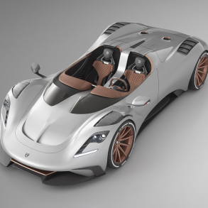 Ares Design S1 Project Spyder 4