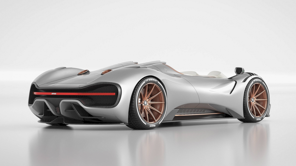 Ares Design S1 Project Spyder 6