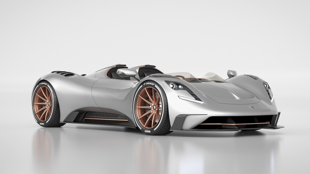 Ares Design S1 Project Spyder 7