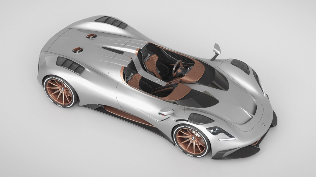 Ares Design S1 Project Spyder 8