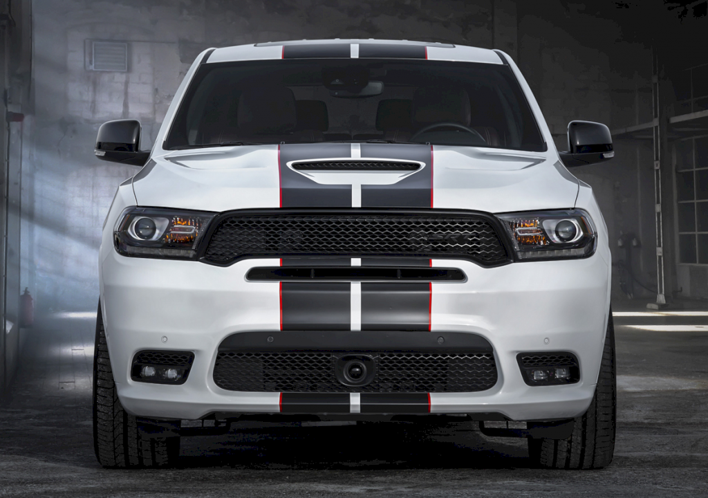 Dodge Durango Srt 6