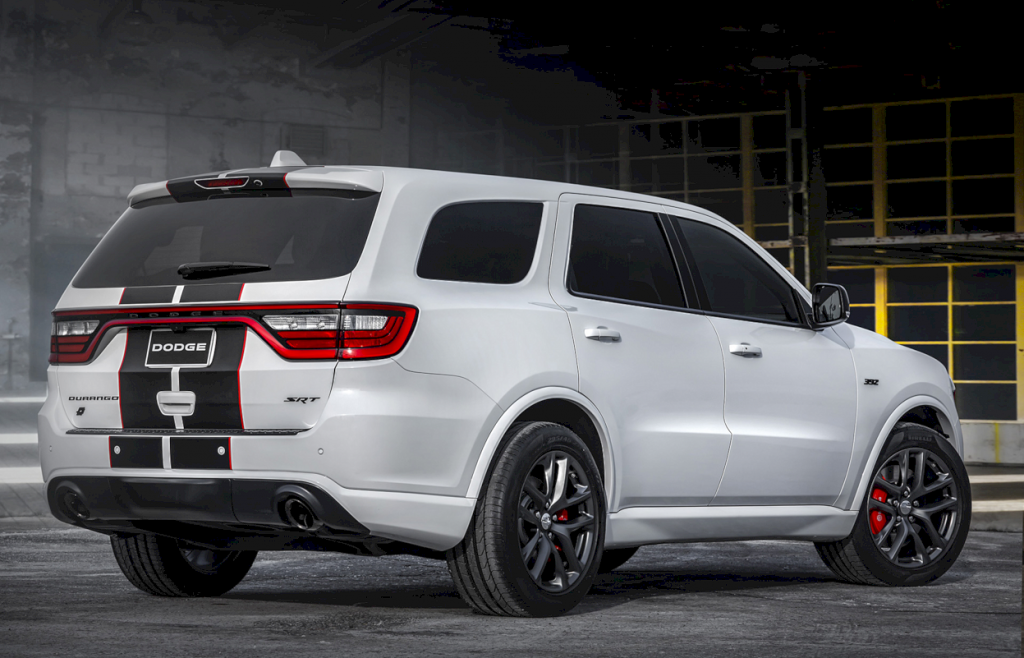 Dodge Durango Srt 7