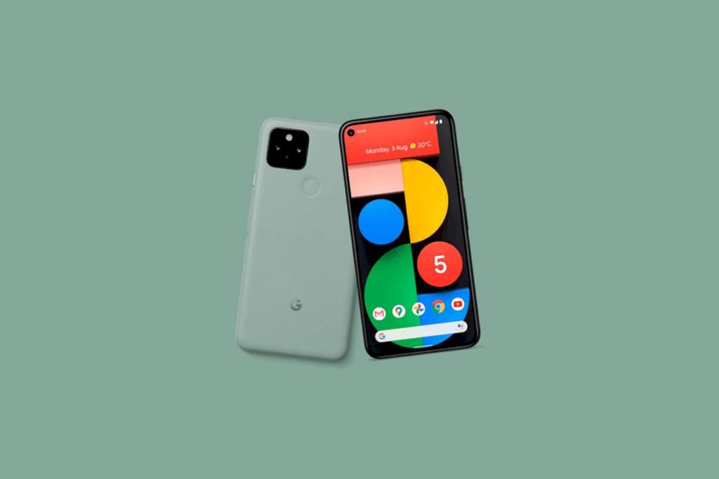 Google Pixel 5 3