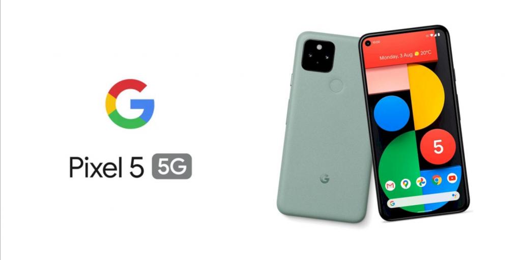 Google Pixel 5 4