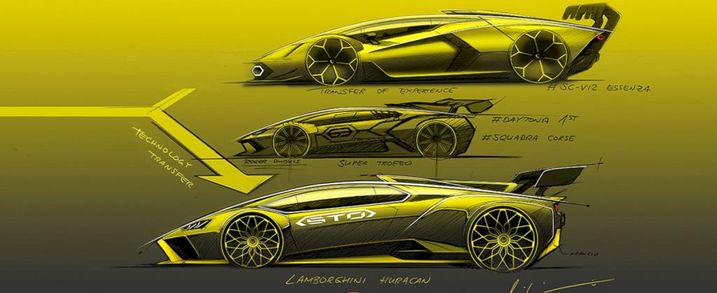 Lamborghini Huracán Sto 2