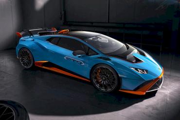 Lamborghini Huracán Sto 7