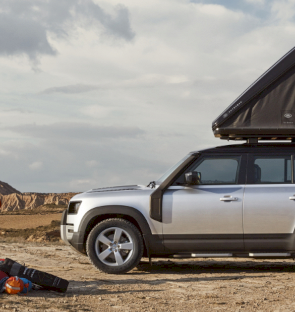 Land Rover X Autohome New Defender 110 Roof Tent 1