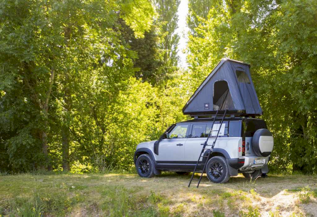 Land Rover X Autohome New Defender 110 Roof Tent 7