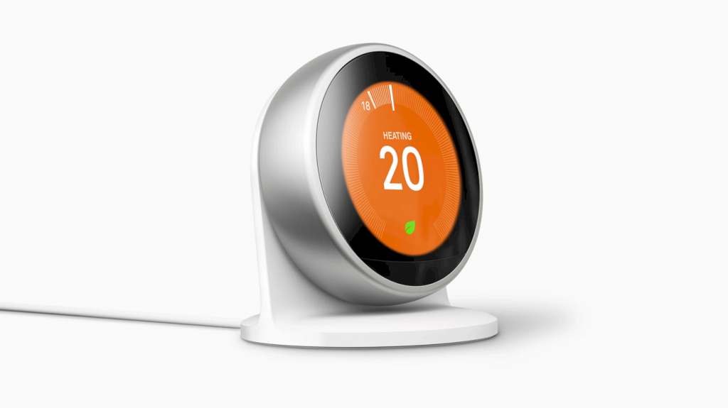 Nest Learning Thermostat 4