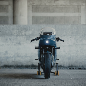 Zero Motorcycles Deus Ex Machina 3