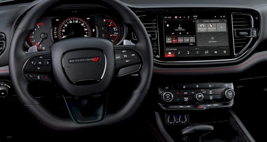 2021 Dodge Durango Srt® Hellcat 2
